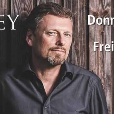 Konzert mit Albert Frey am Donnerstag, den 14. November 2019 20:00 Uhr