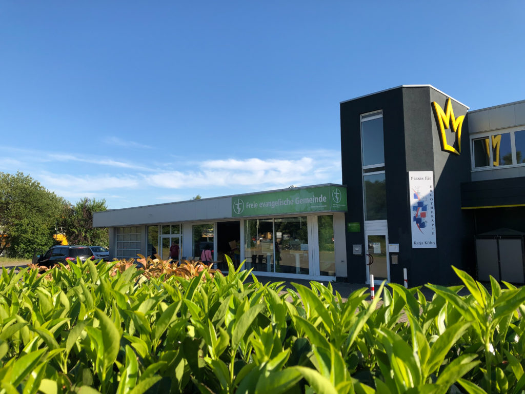 FeG Gemeindezentrum - Aussenansicht