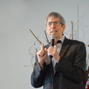 ENTFÄLLT:  Fred Ritzhaupt wird als Pastor eingeführt am Sonntag, den 15. März 2020 15:00 Uhr – Begeisterter Bergsteiger und Bibelentdecker