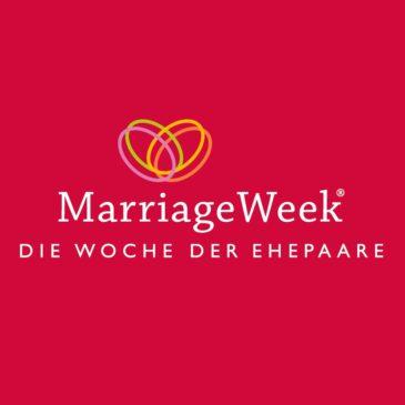 MarriageWeek – Die Woche der Ehepaare – 11. bis 14. Februar 2021